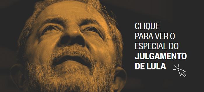 O julgamento de Lula