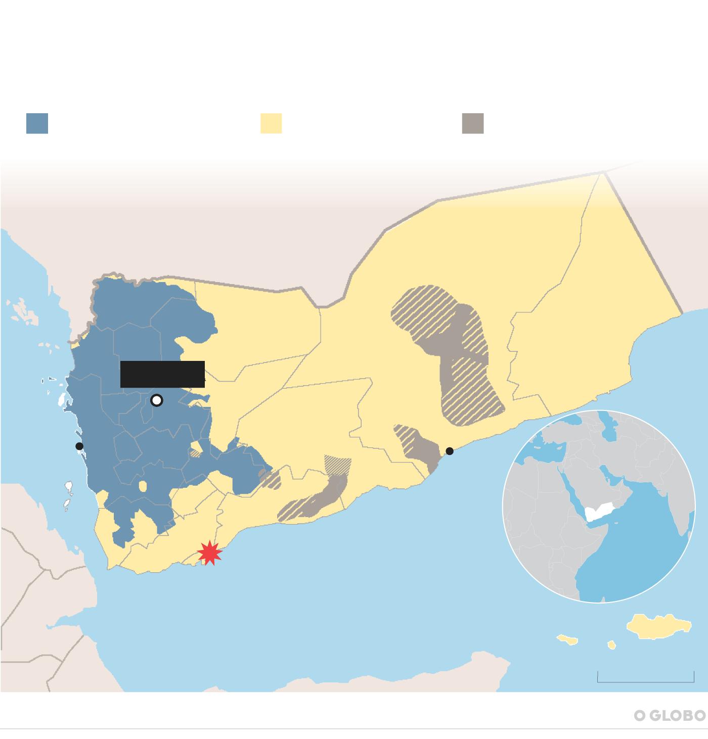 Forças separatistas tomaram controlo da sede transitória do Governo — Iémen
