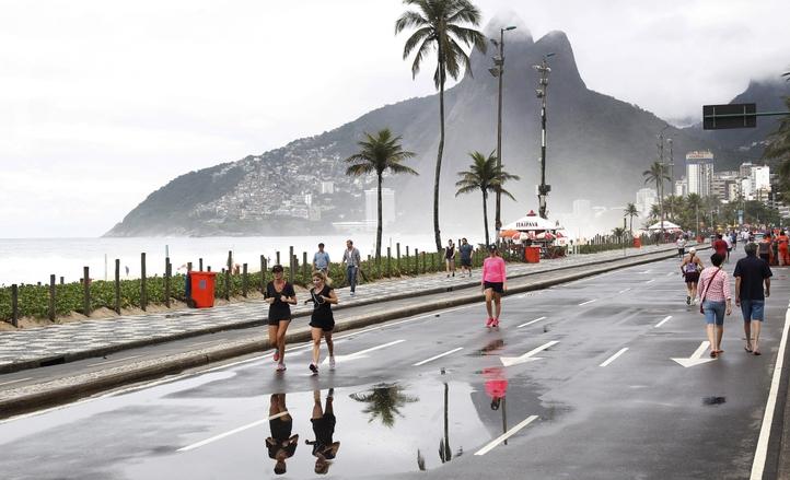 aa885d93ea26c O Globo - Cinco características do inverno de 2014 no Rio